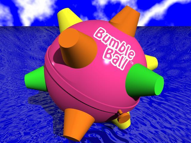 90s Toy Ball : Who remembers bumble balls nostalgia